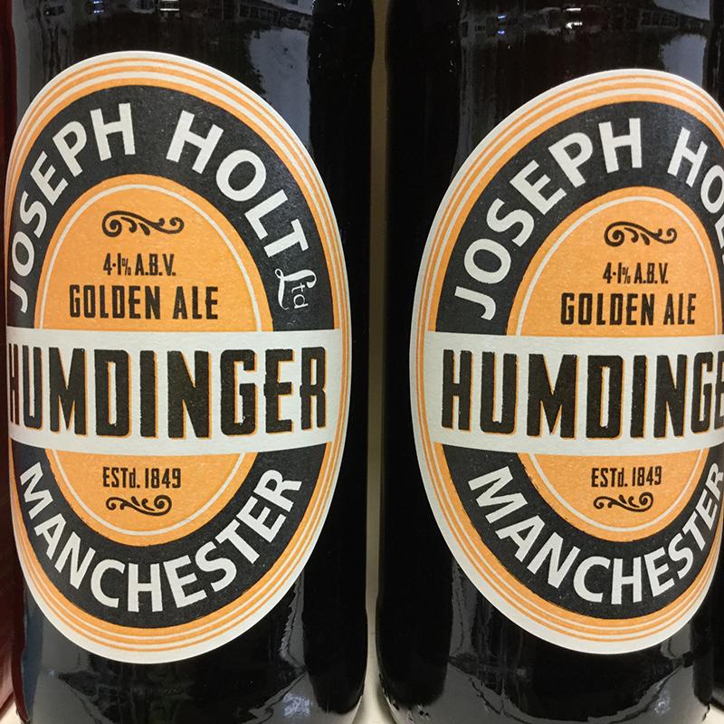 Joseph Holt - Humdinger