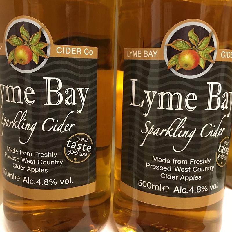Lyme Cider