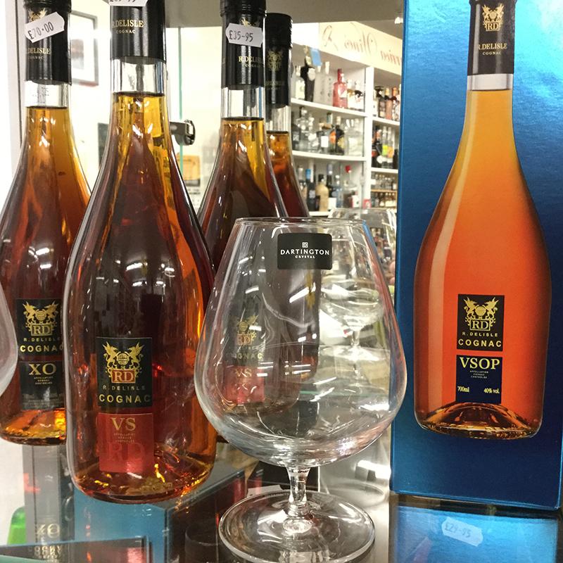 R Delisle - VSOP Cognac