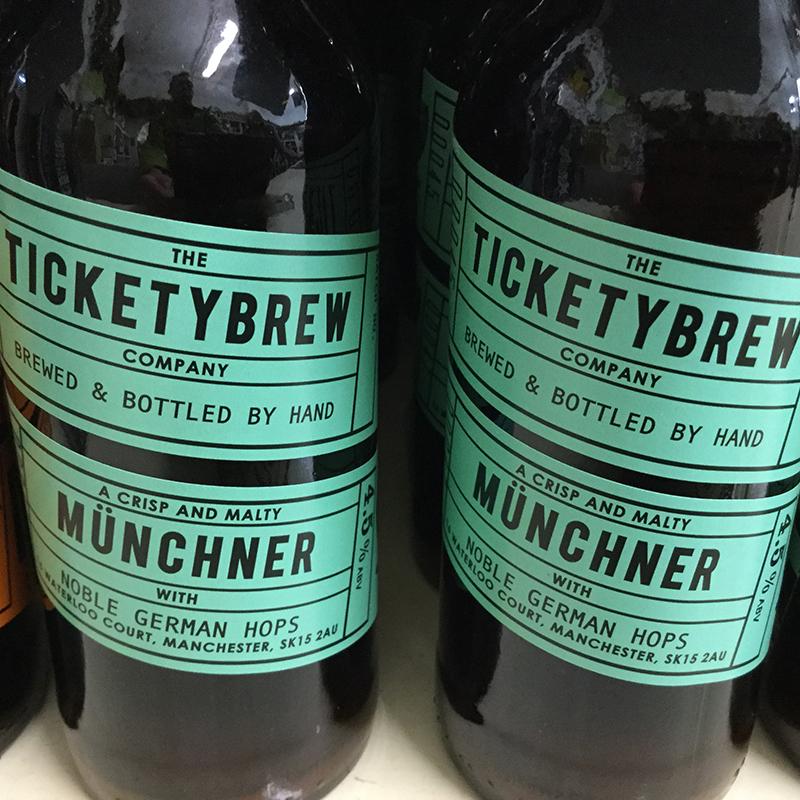 Tickety Brew - Munchner