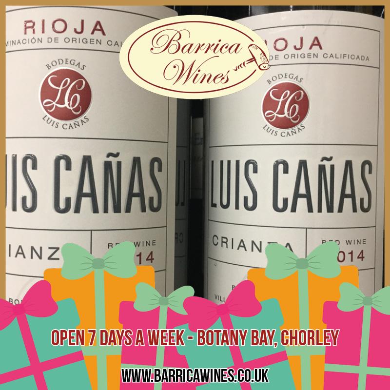 Rioja wines