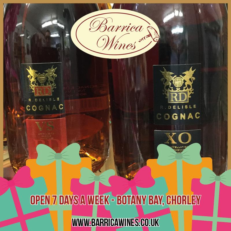 R Delisle Cognac